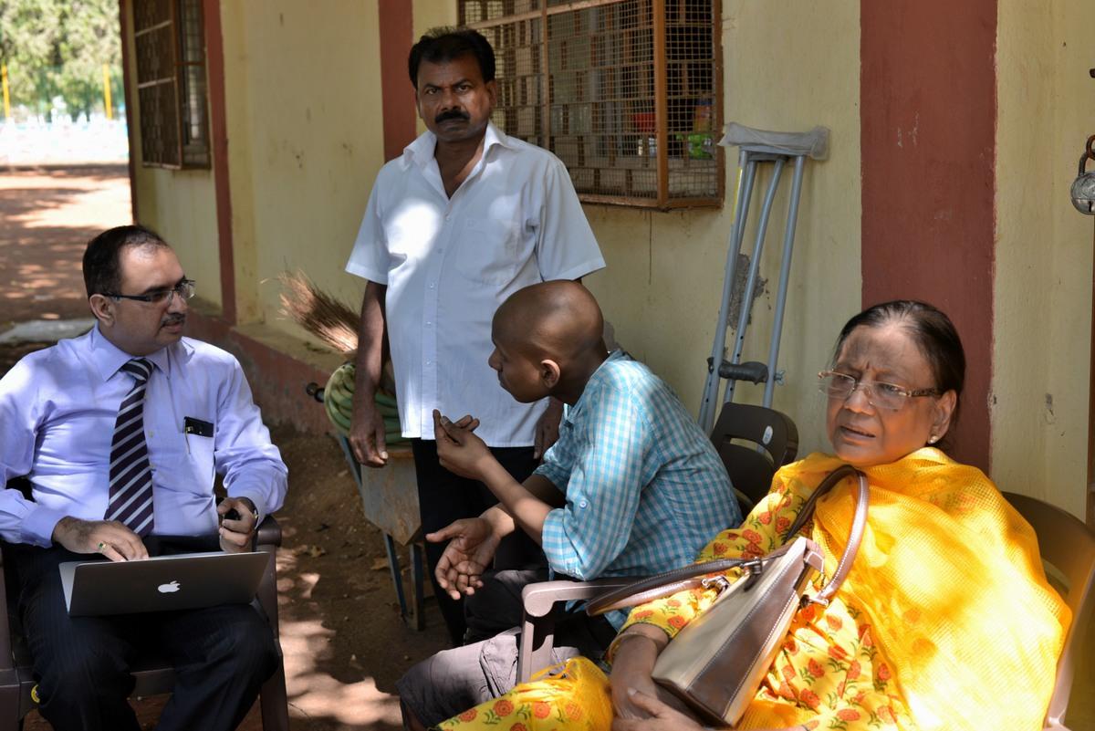 Ashwini Homoeopathy social activity